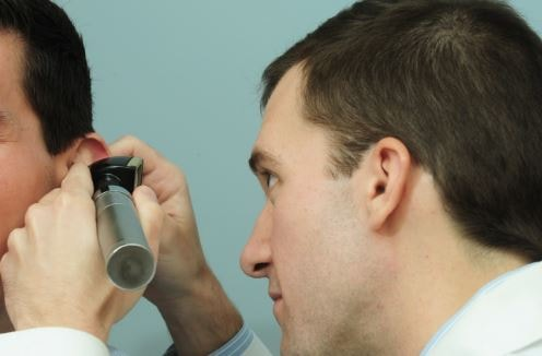 Outer Ear examination
